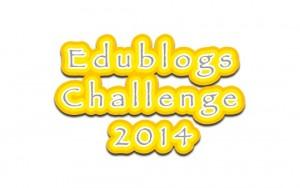 Edublogs Challenge 2014